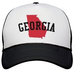 Georgia Trucker Hats