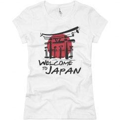 Japan Tourist T-Shirt