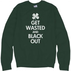 Wasted and Irish St. Patrick's