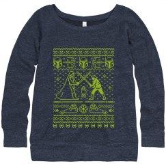 Spoiler Sweater