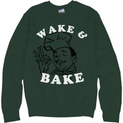 Let's Wake & Get Baked
