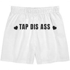 You Wanna Tap Dis Ass?