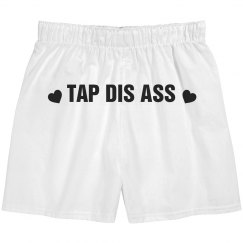 You Wanna Tap Dis Ass?
