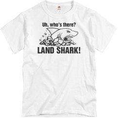 Knock, Knock, Land Shark