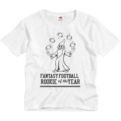 Fantasy Football Rookie