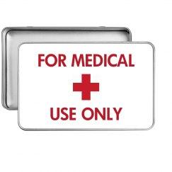 Medical Stash Tin