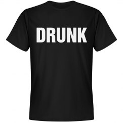 Be Drunk for Halloween