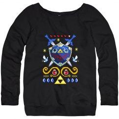 Zelda Holiday Sweater