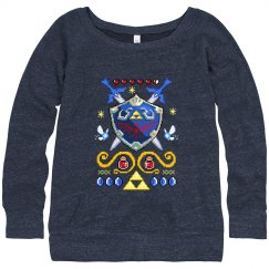 Zelda Holiday Sweater