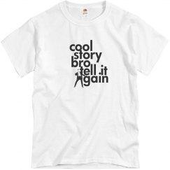 Modern Cool Story Bro