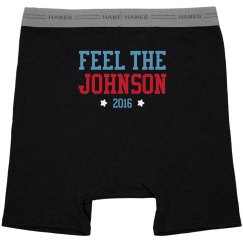 Feel The Johnson 2016