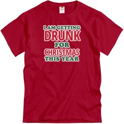 Drunk For Xmas This Year