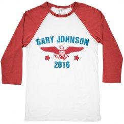 Gary Johnson Shirt