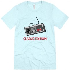 Classic Edition - Gaming Tee