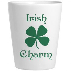 Irish Charm St Patricks Drinkware