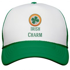 Irish Charm St Patricks Day Hat