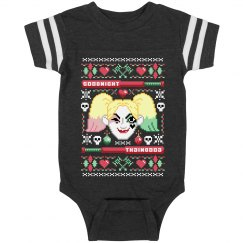 Harley Ugly Christmas Bodysuit