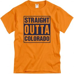 Straight Outta Colorado T-Shirt