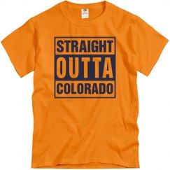 Straight Outta Colorado T-Shirt