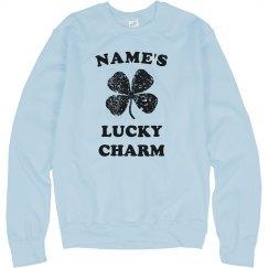 Customizable My Lucky Charm