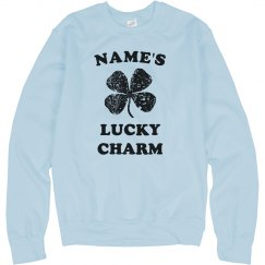 Customizable My Lucky Charm