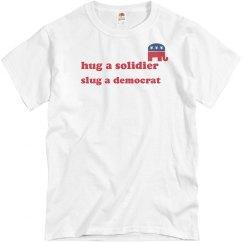 Slug A Democrat