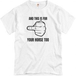 Horse Too