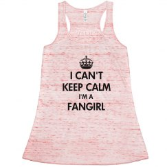 Can't Keep Calm Fangirl