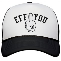 Eff  You Hat