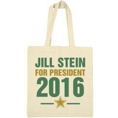 Jill Stein 2016 Tote Bag