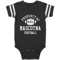 Property Of Mascotna Football