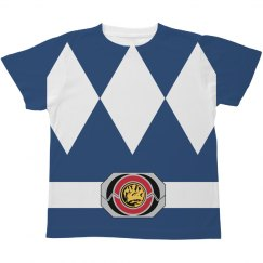 Blue Ranger Kids Costume