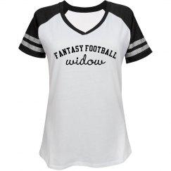 Cute Fantasy Football Widow