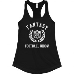 Funny Fantasy Football Widow FFL