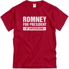 Romney For Switzerland