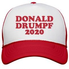 Donald Drumpf Trump 2016