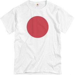 Japanese Flag T-Shirt