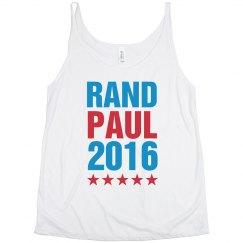 Rand Paul Tank Top
