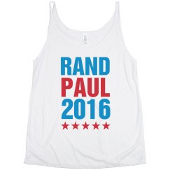 Rand Paul Tank Top
