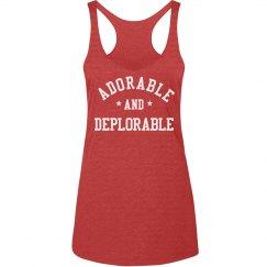 Adorable & Deplorable Patriot