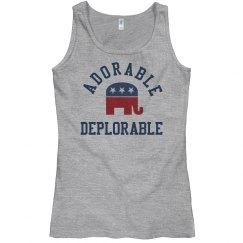 Adorable Deplorable Republican