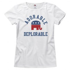 Adorable Deplorable Conservative