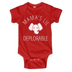 Baby Basket Of Deplorables