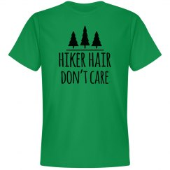 Hiker Hair T-Shirt