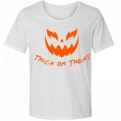 Halloween Trick Treat Tee