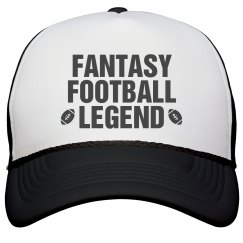 Fantasy Football Legend Hat