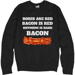 Valentines Bacon Poem