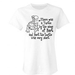 Bert the Turtle T-Shirt