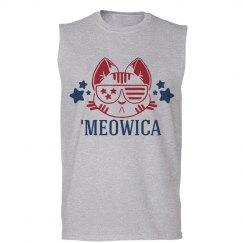 'Meowican Cat