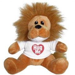 Valentines Day Lion